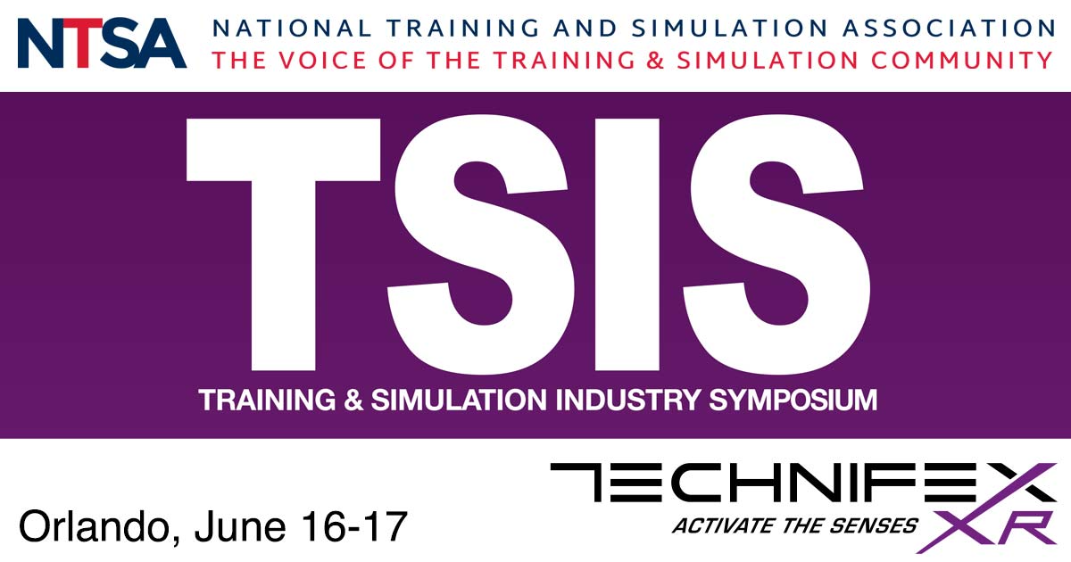 Technifex attending TSIS 2021